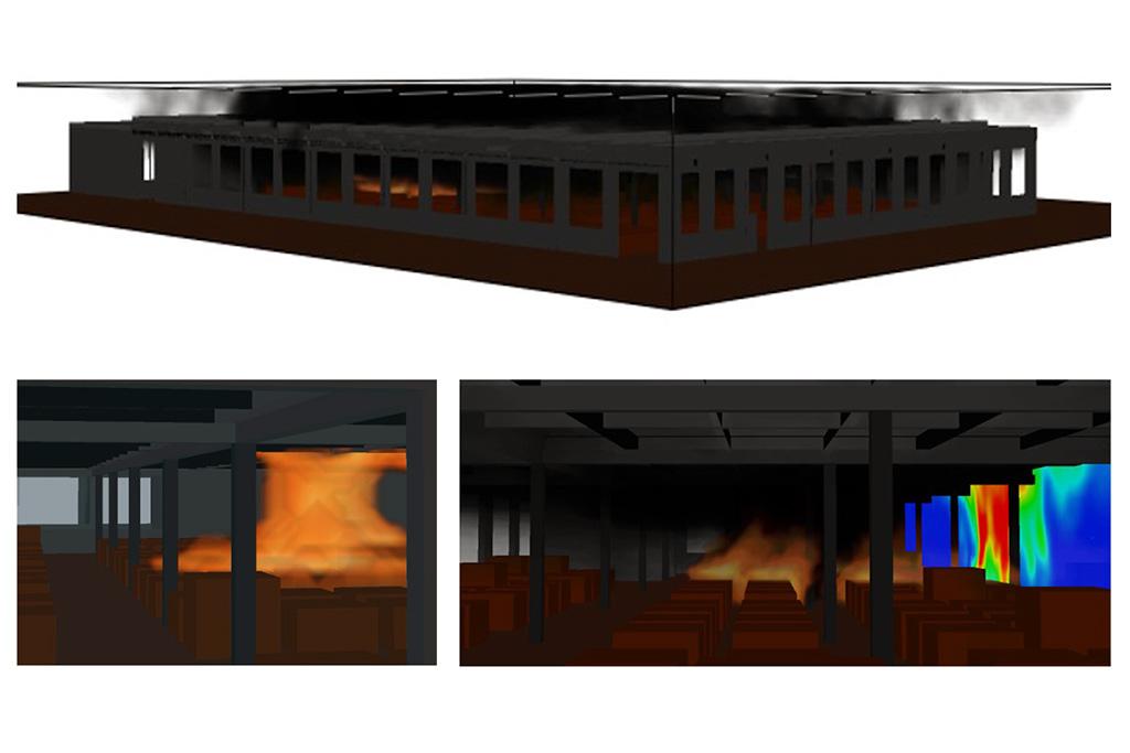 Valutazione rischio incendio e rischi da scariche atmosferiche