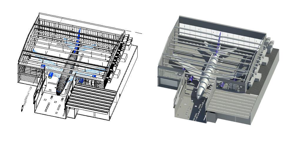 Gruppo ingegneria Torino - Adeguamento requisiti di sicurezza di baia di verniciatura