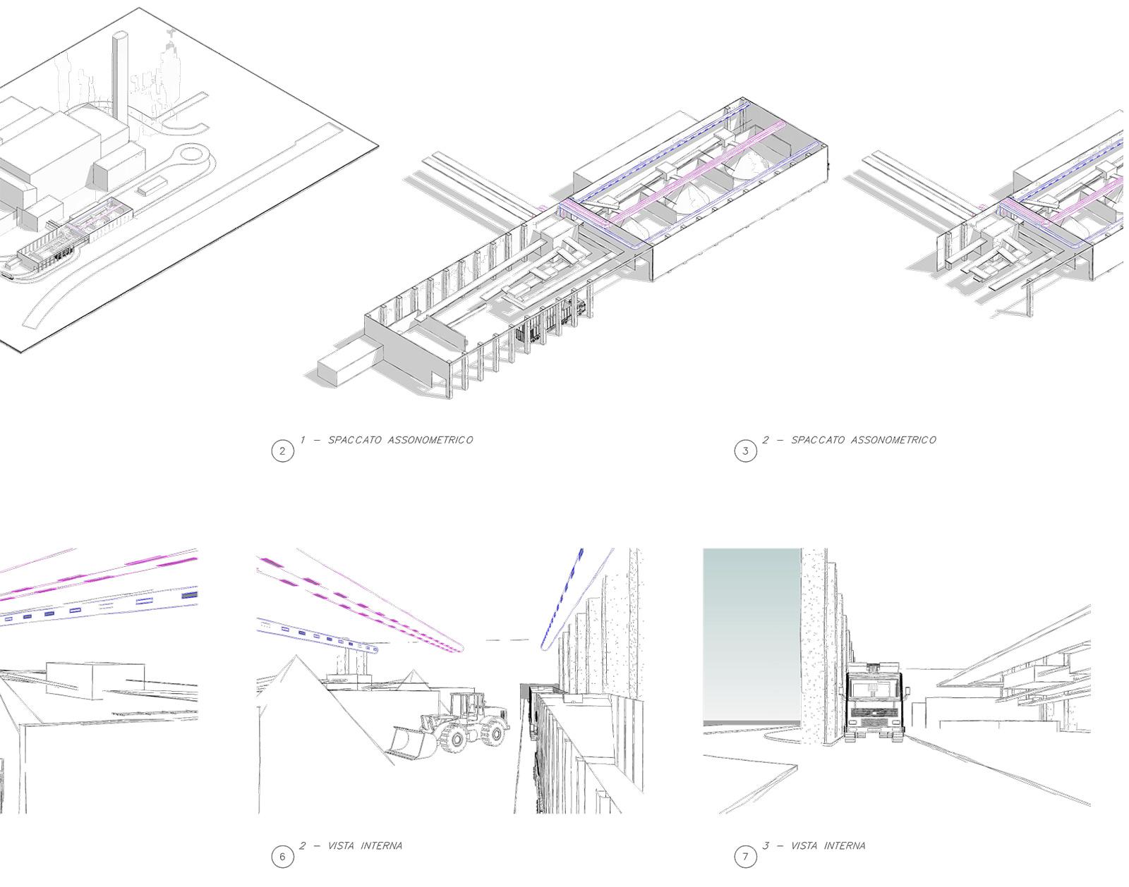 Gruppo ingegneria Torino - Nuovo edificio con sistema di separazione e gestione scorie