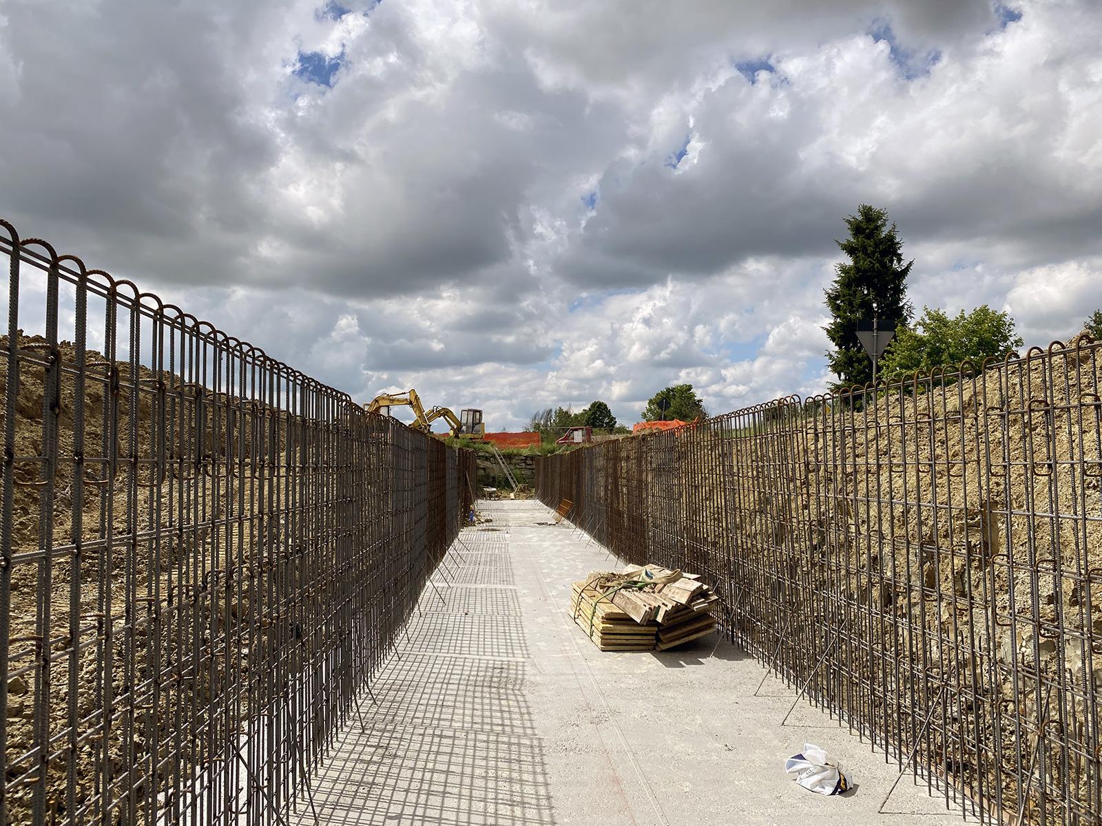 Gruppo ingegneria Torino - Sistemazione idraulica Valle San Giovanni, Comune di Montalto (AT)