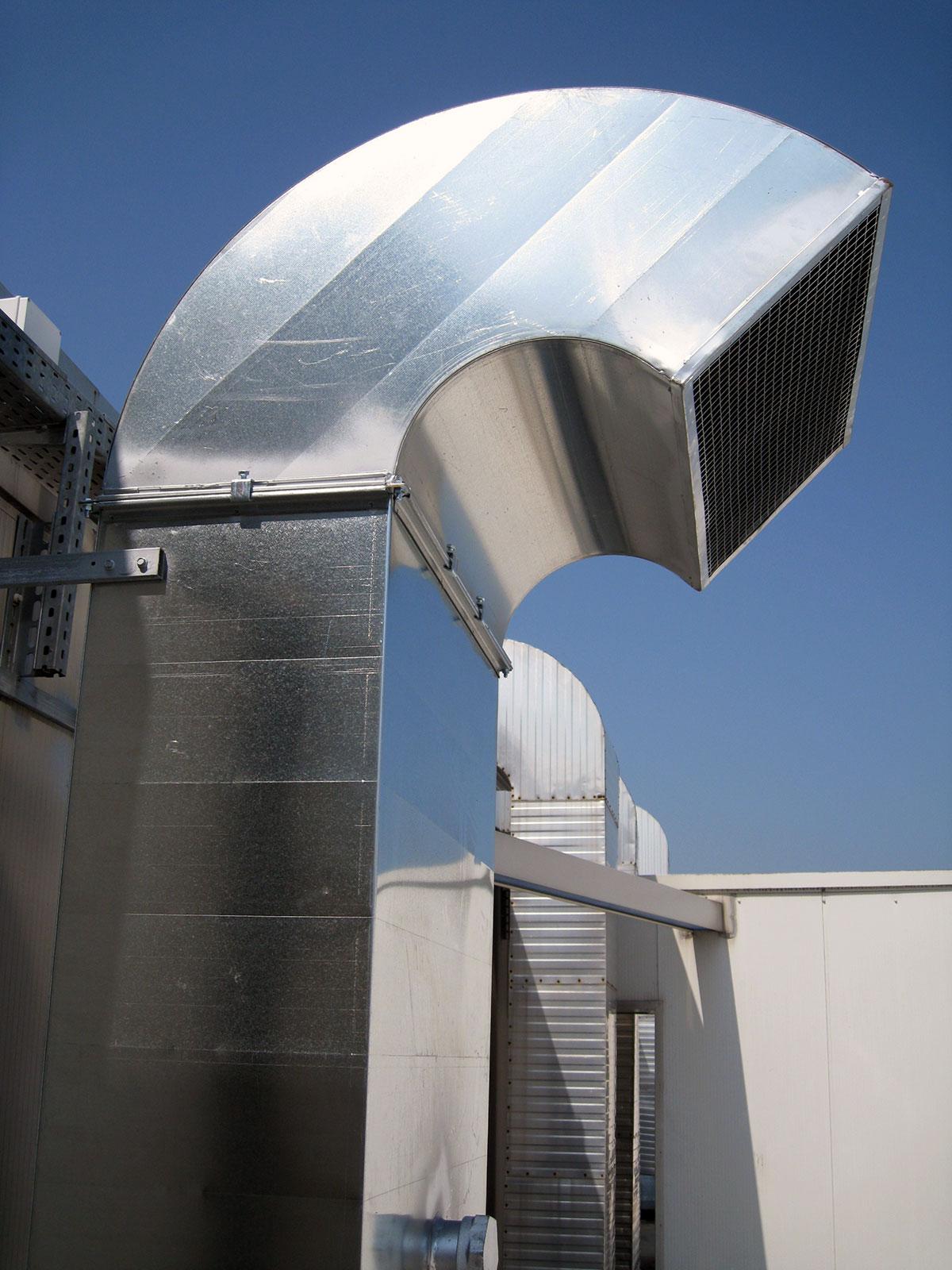 Gruppo ingegneria Torino - adeguamento dei camini D. LGS. 152/06