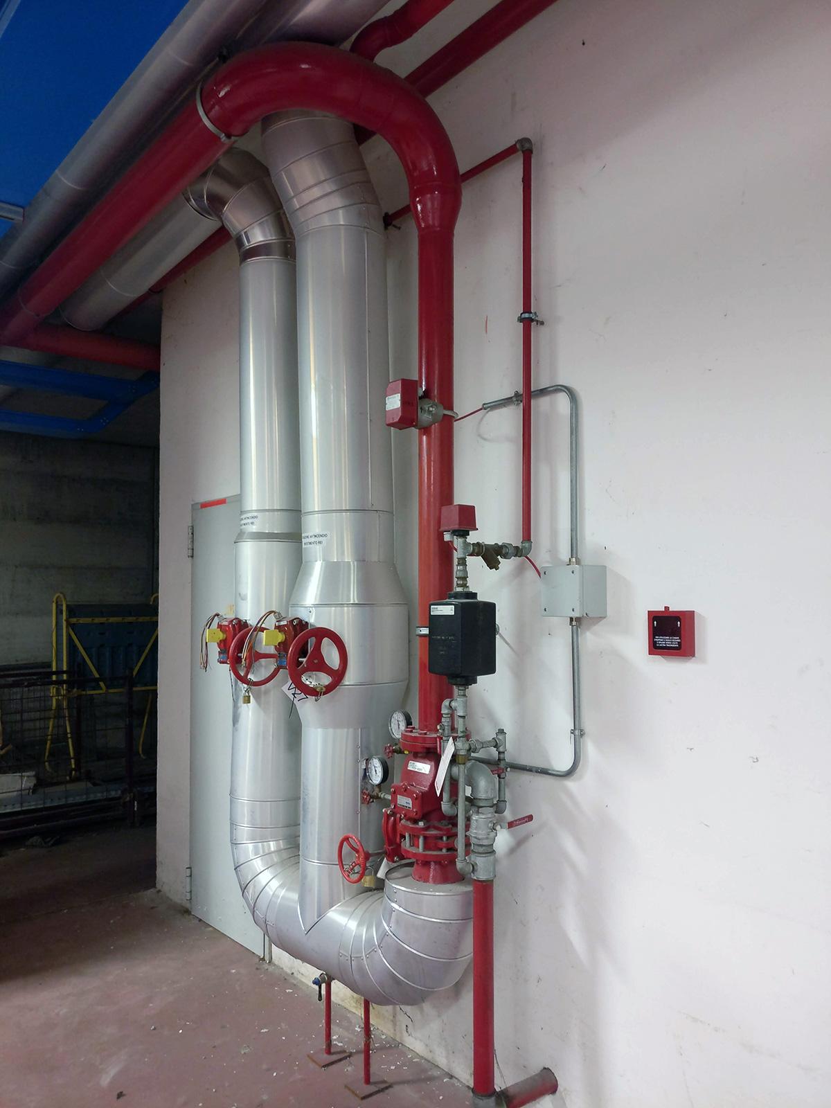 Gruppo ingegneria Torino - interventi di adeguamento prevenzione incendi presso Casa1985 Lavazza