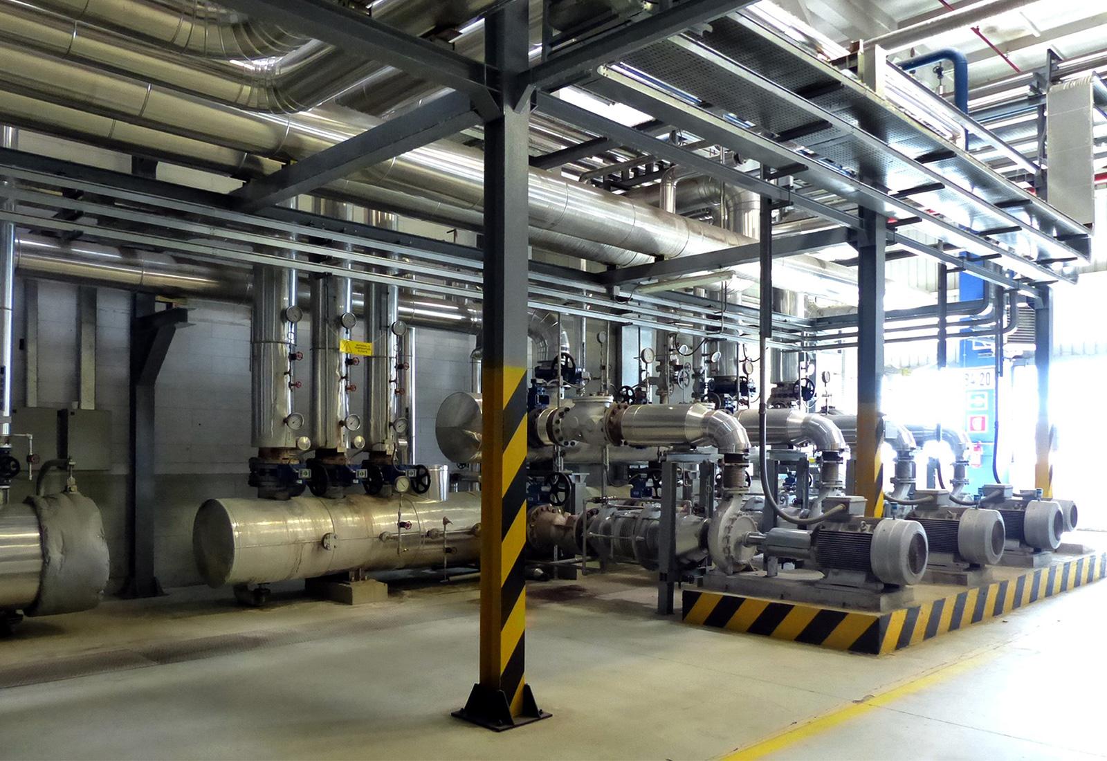 Gruppo ingegneria Torino - Impianti industriali